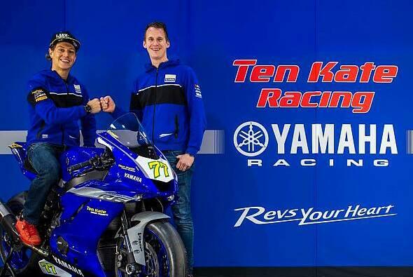 Domi Aegerter bekommt von Ten Kate eine Yamaha - Foto: Ten Kate Racing