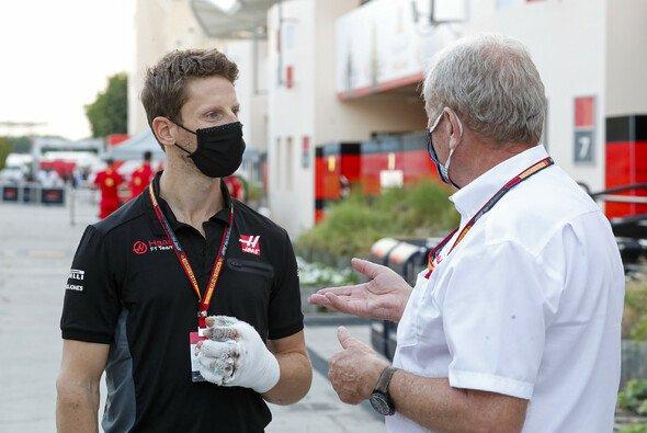 Romain Grosjean verpasst auch den Großen Preis von Abu Dhabi - Foto: LAT Images