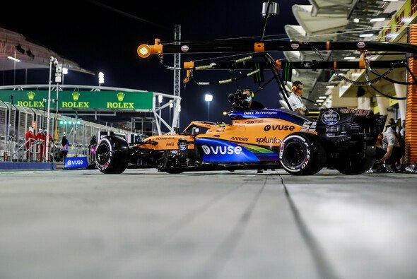 McLaren liegt für die Saison 2021 weiter im Zeitplan - Foto: LAT Images