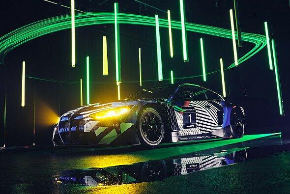 Der neue BMW M4 GT3 folgt auf das Vorgängermodell BMW M6 GT3 - Foto: BMW Group