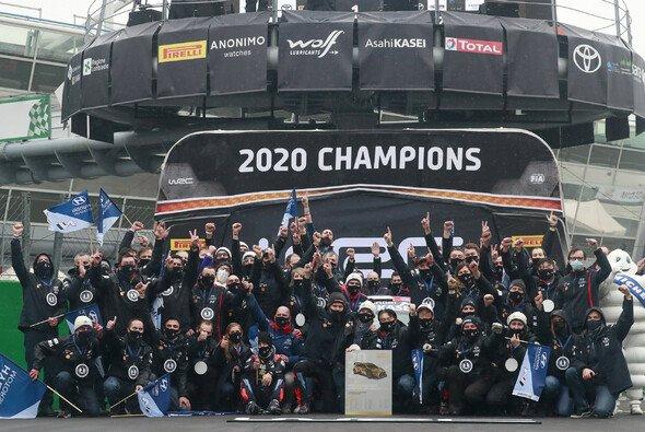 Hyundai feiert 2020 den zweiten Hersteller-Titel in Folge - Foto: Hyundai