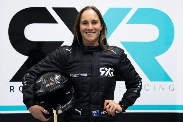 Molly Taylor startet 2021 für Rosberg Xtreme Racing in der Extreme E - Foto: Rosberg Xtreme Racing