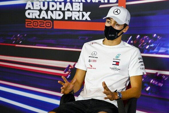 George Russell ist sich seiner vertraglichen Situation in der Formel 1 2021 mit Williams bewusst - Foto: LAT Images
