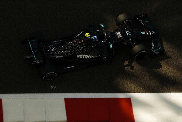 Valtteri Bottas beendete das 2. Freie Training der Formel 1 in Abu Dhabi auf Platz eins - Foto: LAT Images