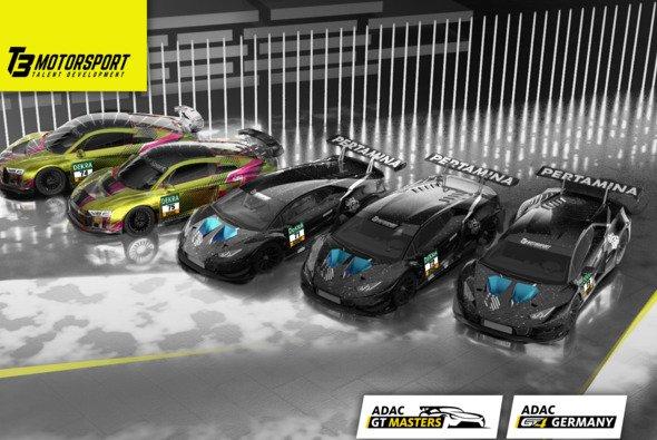 Team erweitert auch Engagement in der ADAC GT4 Germany - Foto: ADAC GT Masters
