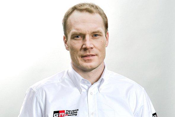 Jari-Matti Latvala ist neuer Teamchef von Toyota in der WRC - Foto: Toyota