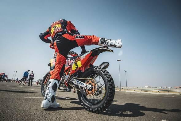 Für Toby Price ist die Rallye Dakar 2021 zu Ende - Foto: ASO/Dakar