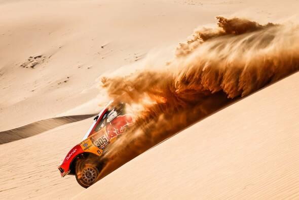 Die Rallye Dakar findet erneut in Saudi-Arabien statt - Foto: ASO/Dakar