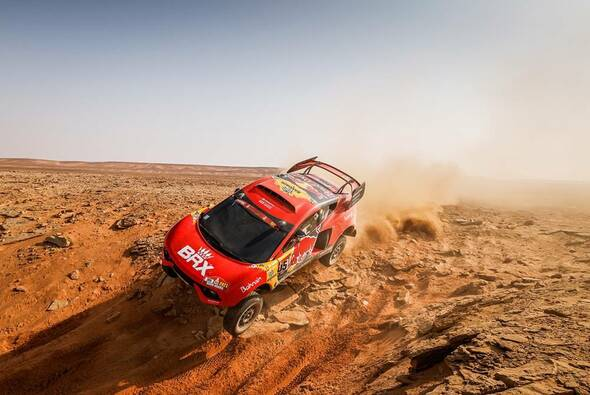 Sebastien Loeb wird 2022 im BRX-Hunter zur Dakar zurückkehren - Foto: ASO/Dakar