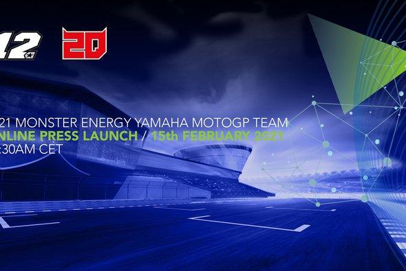 Yamaha stellt sein neues Lineup für 2021 im Februar vor - Foto: Yamaha