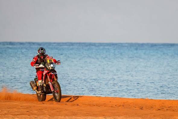 Joan Barreda landet schon wieder nicht auf dem Podest der Gesamtwertung - Foto: ASO/Dakar