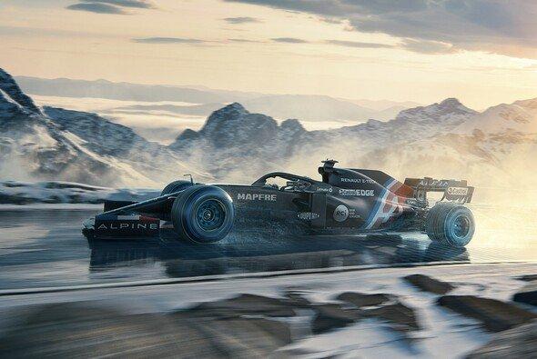 Renault tritt ab 2021 mit der Sportmarke Alpine in der Formel 1 an - Foto: Alpine