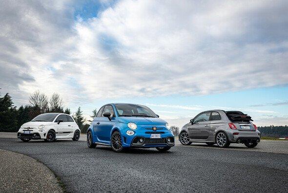 Ein neues Jahr und eine neue Range des Abarth 595 - Foto: Fiat Chrysler Automobiles