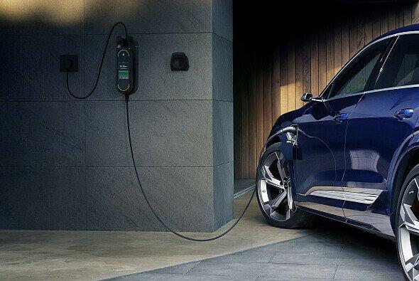 Der Audi e-tron ist startklar für netzdienliches Laden - Foto: Audi