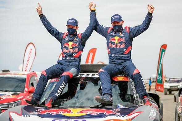Stephane Peterhasel gewinnt zum 14. Mal die Rallye Dakar - Foto: ASO/Dakar