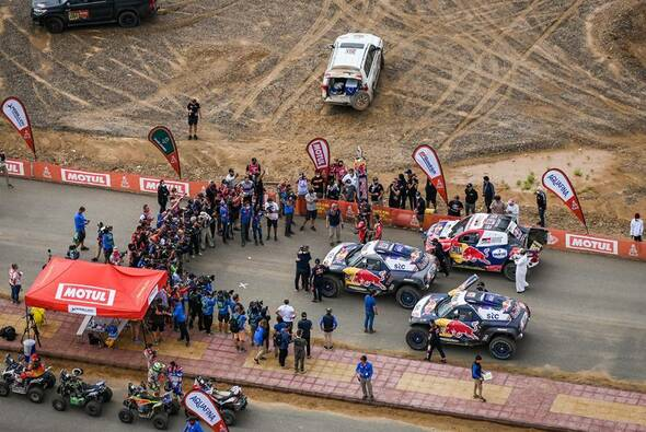 Die Rallye Dakar ist beendet - Foto: ASO/Dakar