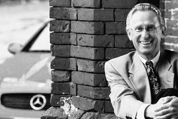 Prof. Jürgen Hubbert verstarb im Alter von 81 Jahren - Foto: Daimler AG