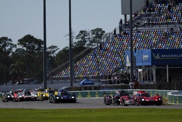 Die 24 Stunden von Daytona gehen Ende Januar über die Bühne - Foto: LAT Images