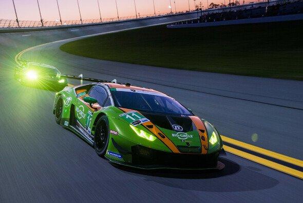 Das GRT Grasser Racing Team startet in den USA mit zwei Lamborghini Huracán GT3 EVO - Foto: Jamey Price