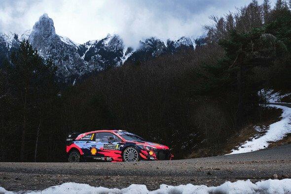 Ott Tänak fährt den Rest des Jahres auf Bewährung - Foto: Hyundai
