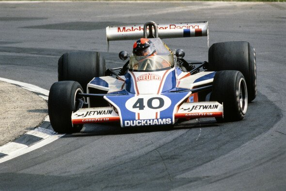 Tony Trimmer 1978 in Silverstone - Foto: LAT Images