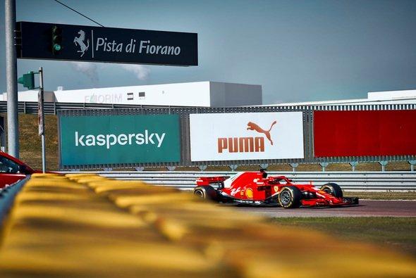 Insgesamt kommen während der Testwoche in Fiorano sieben Fahrer zum Einsatz - Foto: Ferrari