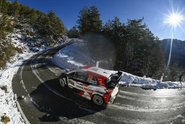 SPORT1 zeigt ab Ende Februar Highlights der WRC im Free-TV - Foto: Toyota