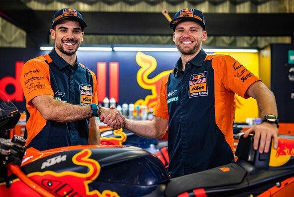 KTM ist mit den Leistungen von Oliveira und Binder zufrieden - Foto: KTM