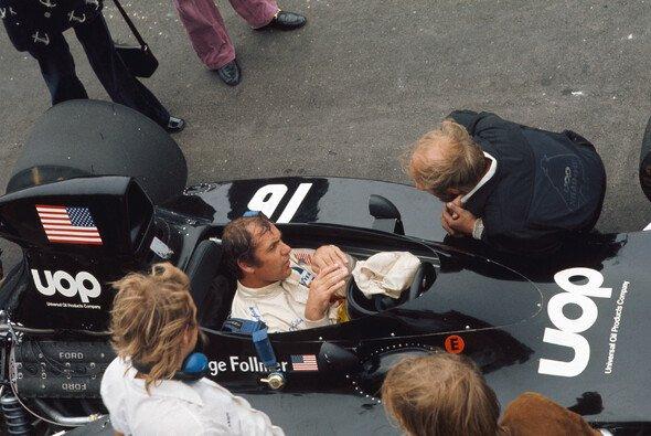 George Follmer bestritt 1973 für Shadow im Alter von 39 Jahren seinen ersten Formel-1-Grand-Prix - Foto: LAT Images