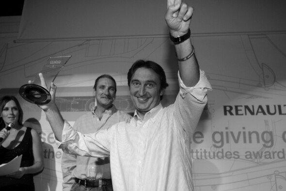 Adrian Campos verstarb im Alter von 60 Jahren - Foto: LAT Images