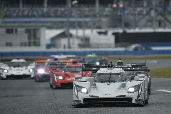 Die 24h von Daytona sind das erste große Highlight des Motorsport-Jahres - Foto: LAT Images
