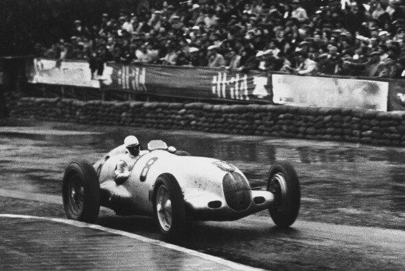 Rudolf Caracciola, Mercedes' Star der Zwischenkriegszeit - Foto: LAT Images