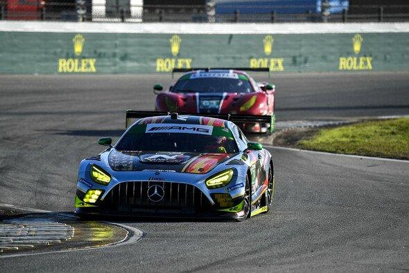 Fahrerwechsel bei Alegra Motorsports kurz vor dem 24h-Rennen Daytona - Foto: LAT Images