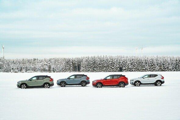Volvo bietet vier verschiedene Antriebskonzepte für den XC40 - Foto: Volvo