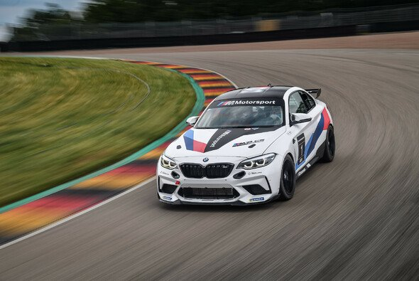 Der BMW M2 Cup debütiert 2021 im Rahmenprogramm der DTM - Foto: BMW Motorsport