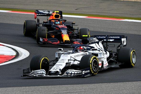 Pierre Gasly erhält trotz einer starken F1-Saison bei AlphaTauri 2021 kein Red-Bull-Cockpit - Foto: LAT Images