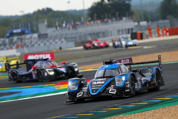 Rene Binder startet 2021 für Duqueine in der European Le Mans Series - Foto: LAT Images