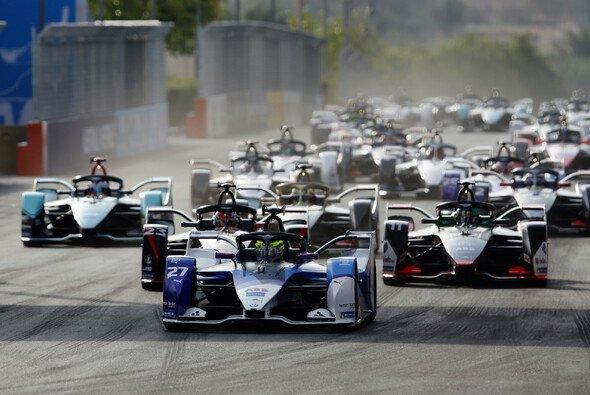 Die Formel E startet nach 2018 und 2019 zum dritten Mal in Saudi-Arabien - Foto: Formula E
