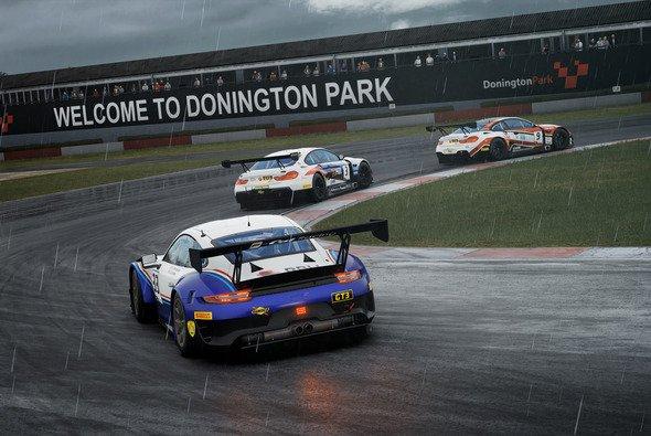 Das British GT DLC für Assetto Corsa Competizione ist seit 10. Februar auf Steam erhältlich - Foto: 505 Games