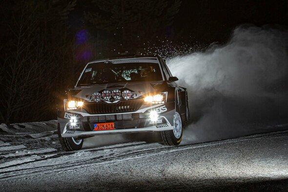 Mattias Ekström kehrt in die WRC zurück - Foto: EKS