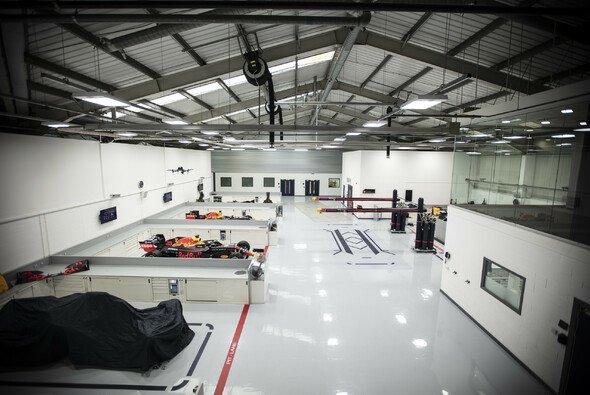 Red Bull will mehr als 'nur' Autos bauen: Weichen für die Motoren-Zukunft sind gestellt - Foto: Red Bull Content Pool
