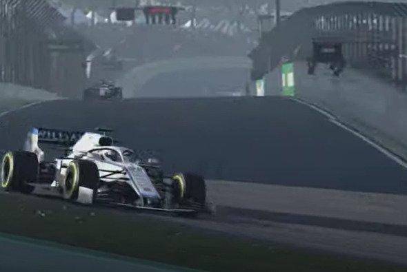 George Russell gewinnt den sechsten virtuellen GP in Serie. - Foto: Formula 1