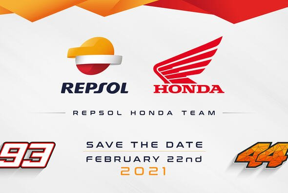 Am 22. Februar stellte sich Marc Marquez wieder der Öffentlichkeit - Foto: Repsol Honda