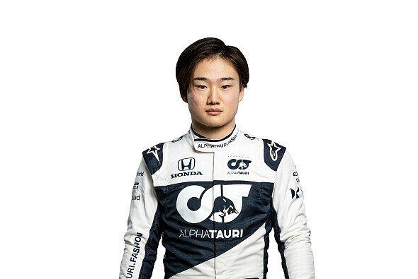 Yuki Tsunoda gibt sich als Formel-1-Rookie bei AlphaTauri nicht allzu viel Zeit - Foto: AlphaTauri
