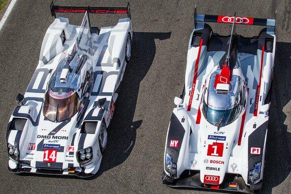 Audi und Porsche starten ab 2023 mit LMDh-Autos in der WEC und IMSA - Foto: LAT Images