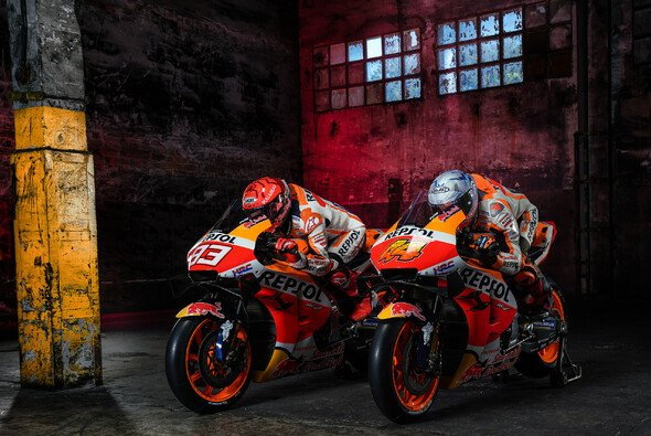 Honda hat Ducatis Konstruktion bereits nachgeahmt - Foto: Repsol Honda