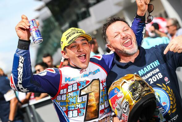 Das MotoGP-Paddock gedenkt Fausto Gresini - Foto: MotoGP.com