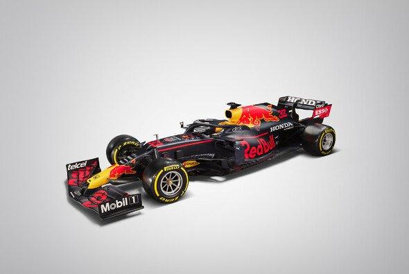 Red Bull präsentierte mit dem RB16B als erstes Top-Team das Formel-1-Auto für 2021 - Foto: Red Bull
