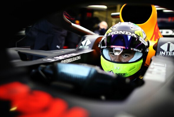 Sergio Perez fährt 2021 für Red Bull - Foto: Red Bull