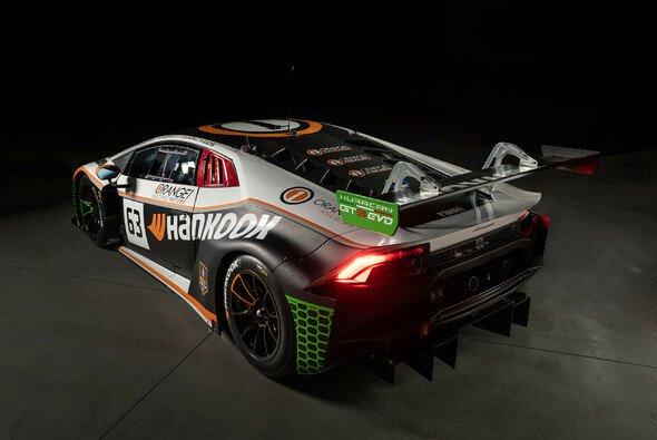 So sieht der FFF Racing Lamborghini fürs 24h-Rennen Nürburgring aus - Foto: FFF Racing